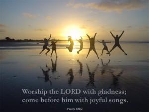 PSALM 100A