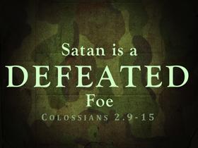 Satan-is-a-Defeated-Foe