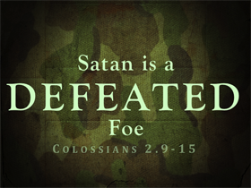 Satan-is-a-Defeated-Foe