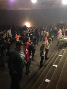 Prayer & Fasting Youth Night
