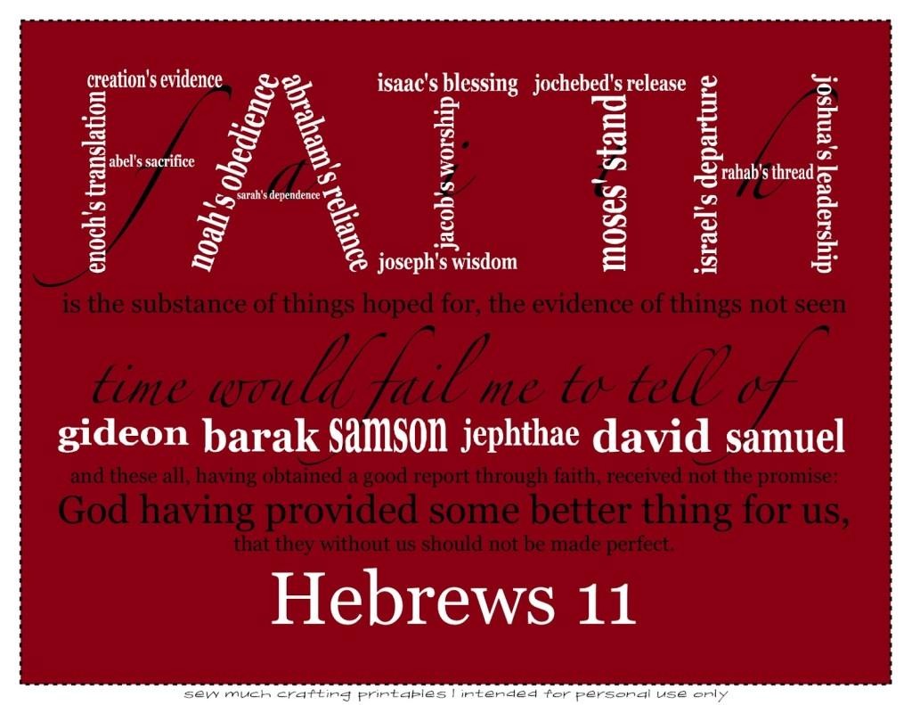 Hebrews 11 Related Keywords & Suggestions - Hebrews 11 ...