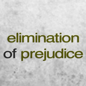 Jesus eliminates prejudice