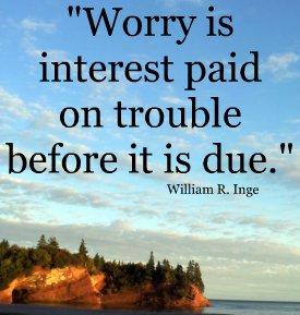 worryis