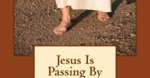 Jesus passing by