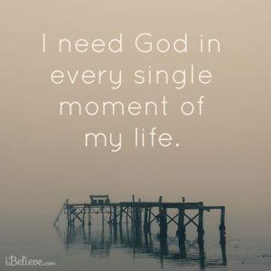 need god