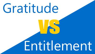 gratitude-entitlement